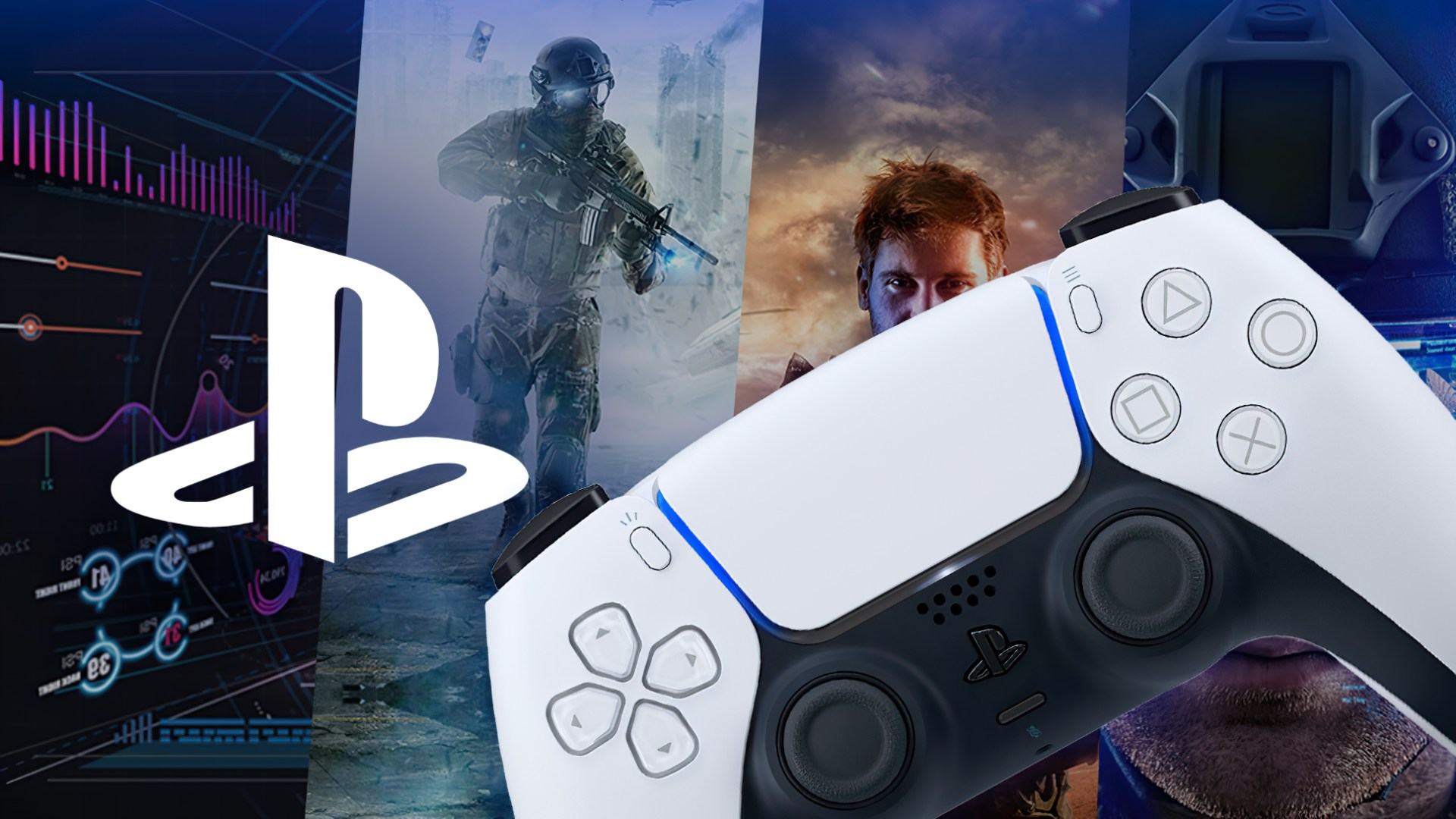 Trailer, Gaming, Spiele, Konsole, Sony, Leak, Games, Werbespot, Spielekonsole, Controller, PlayStation 5, ps5, Dualsense, TV-Spot