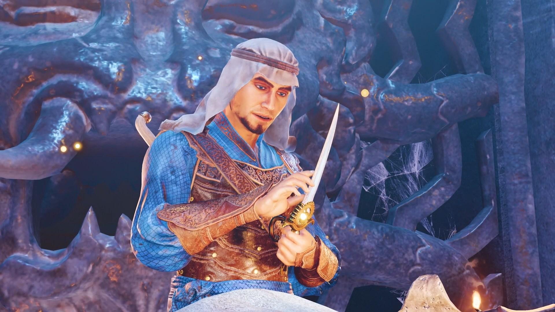 Trailer, Ubisoft, Adventure, Remake, Prince of Persia, Prince of Persia: The Sands of Time, The Sands of Time