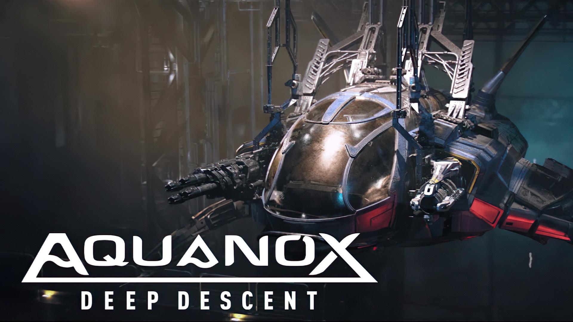 Trailer, Shooter, actionspiel, Thq, THQ Nordic, Aquanox Deep Descent, Aquanox, Digital Arrow