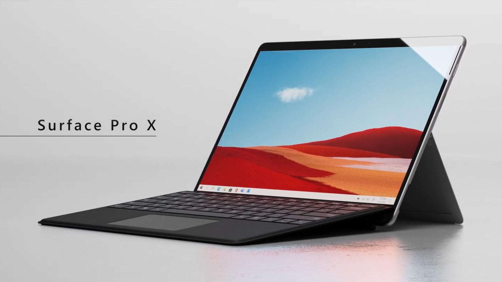 Microsoft, Tablet, Surface, Microsoft Surface, Surface Pro, Surface Tablet, Surface Pro X, Microsoft Surface Pro X