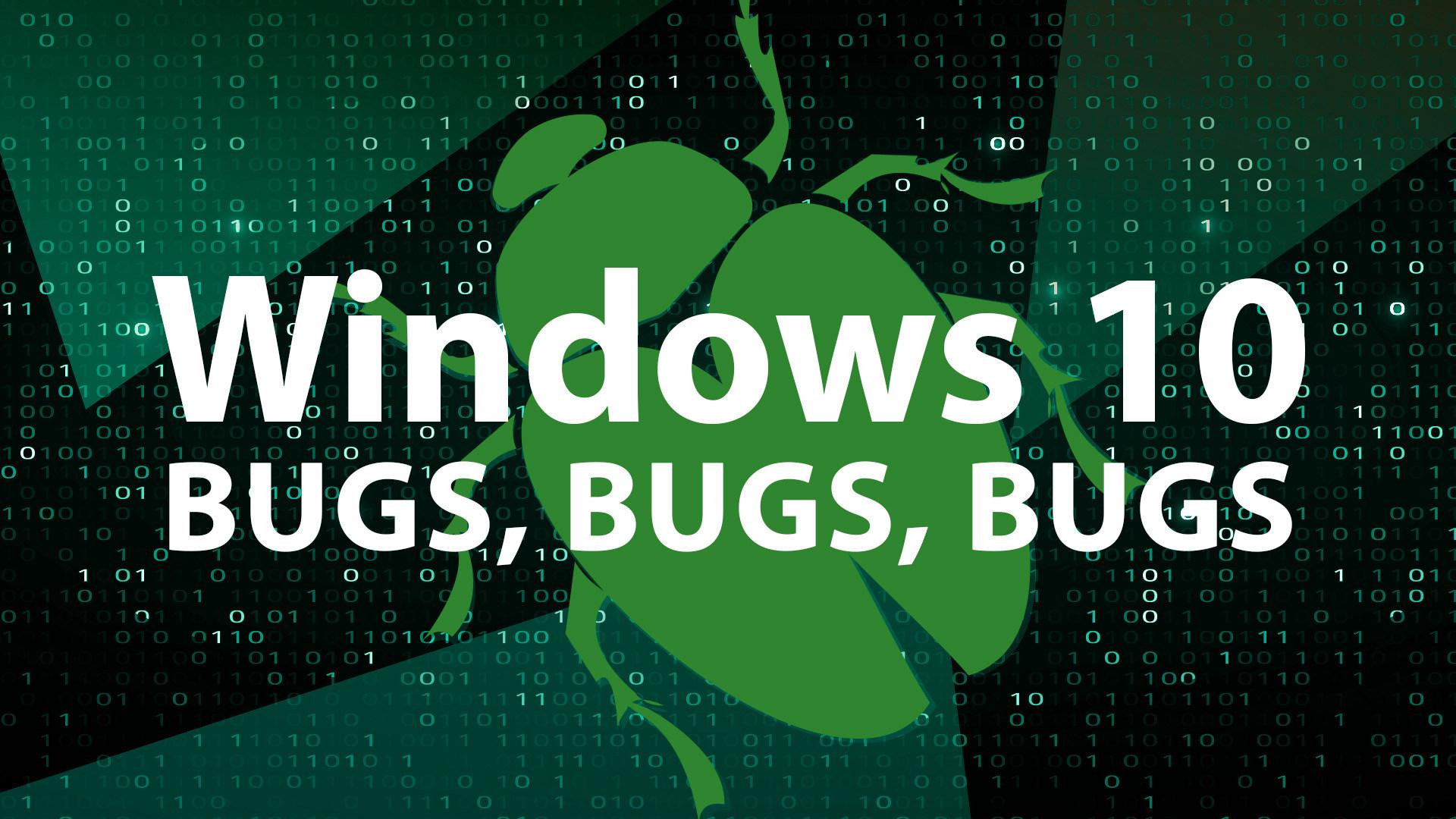 Windows 10: Nerviger Treiber-Update-Bug soll endlich verschwinden