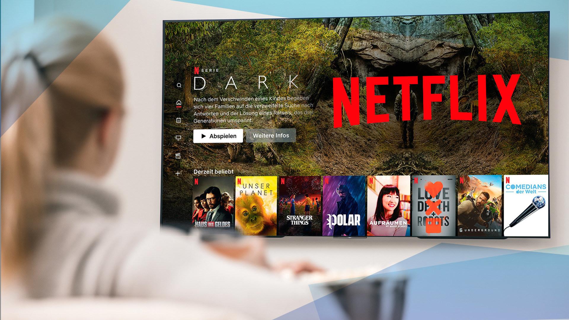 Trailer, Streaming, Tv, Fernsehen, Netflix, Filme, Serien, Videostreaming, Übersicht, Überblick, Januar 2021