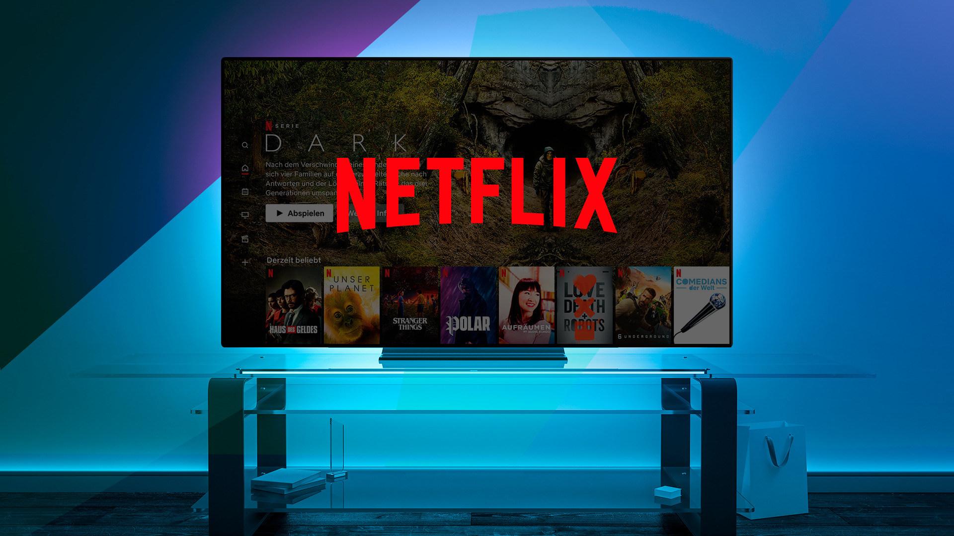 Trailer, Streaming, Fernsehen, Netflix, Filme, Serien, Februar 2021