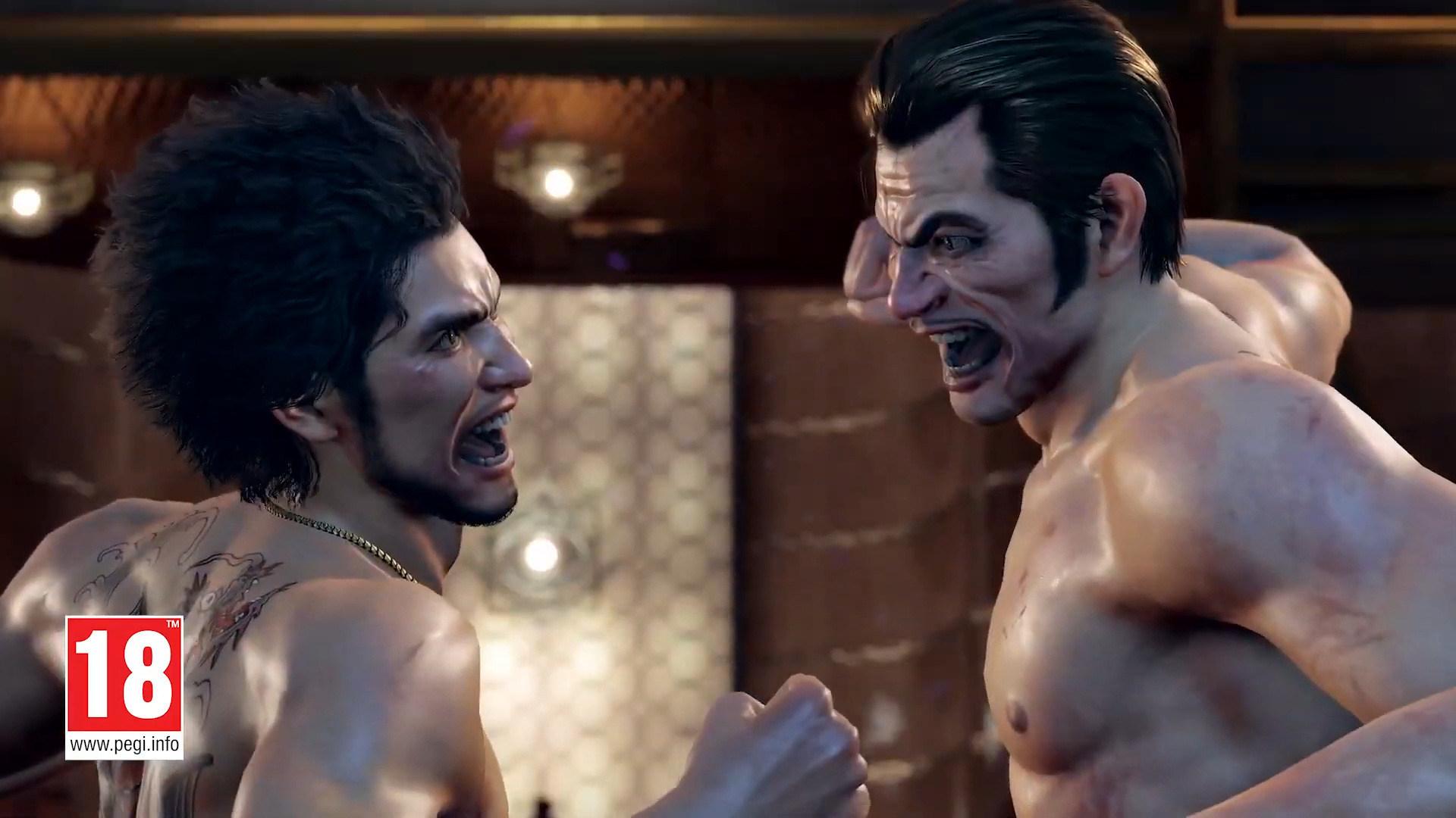Trailer, Rollenspiel, SEGA, Yakuza, Like a Dragon, Yakuza: Like a Dragon, Yakuza Like a Dragon