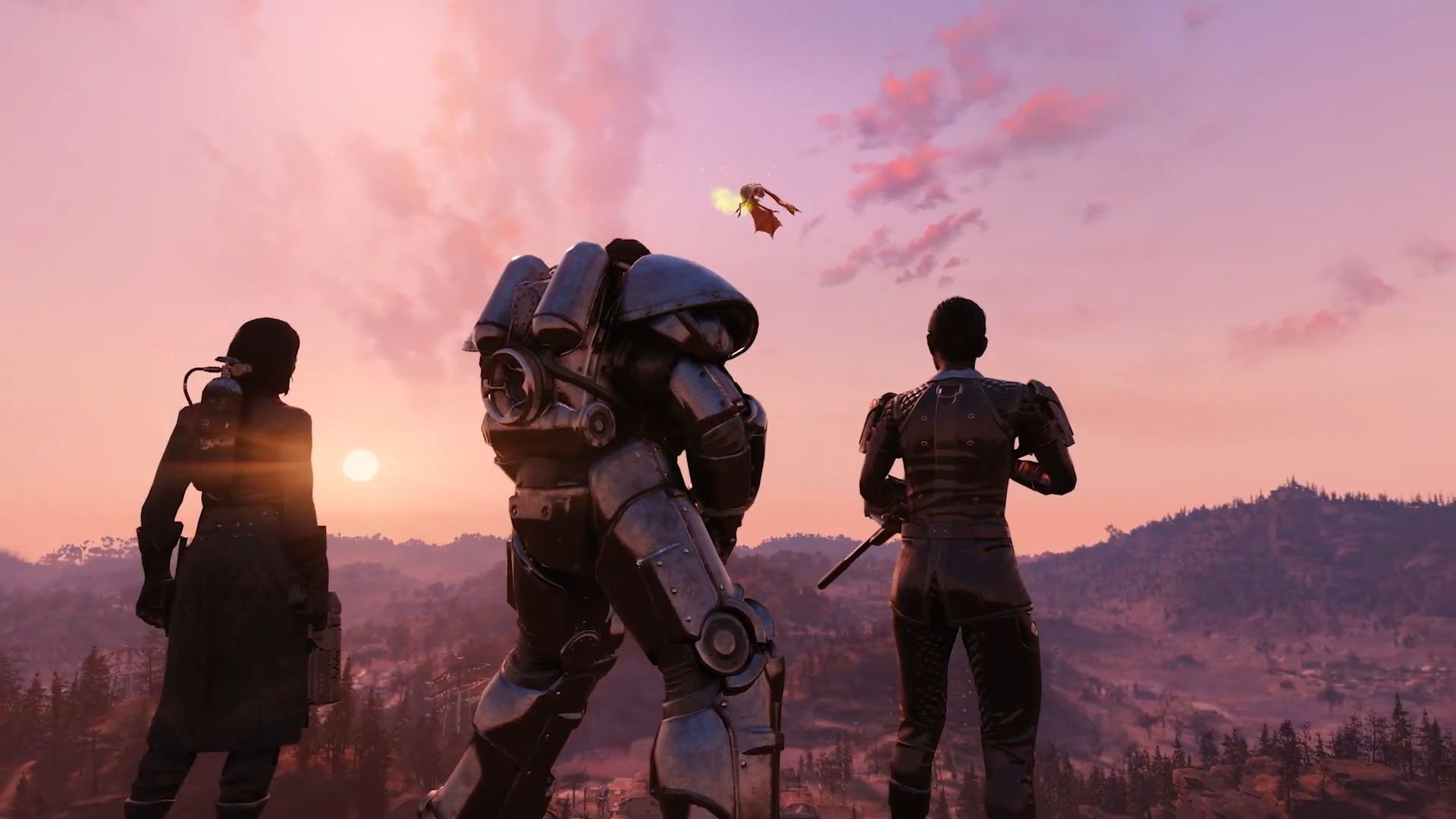 Trailer, Online-Spiele, Mmorpg, Mmo, Bethesda, Online-Rollenspiel, Fallout, Fallout 76, Stählerne Dämmerung