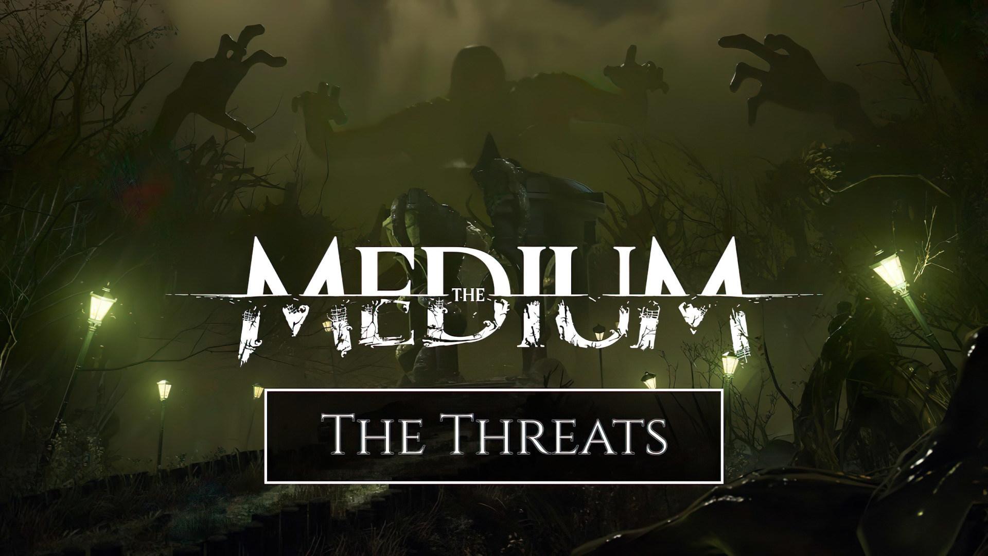 Trailer, Adventure, Horror, Survival Horror, Bloober Team, The Medium