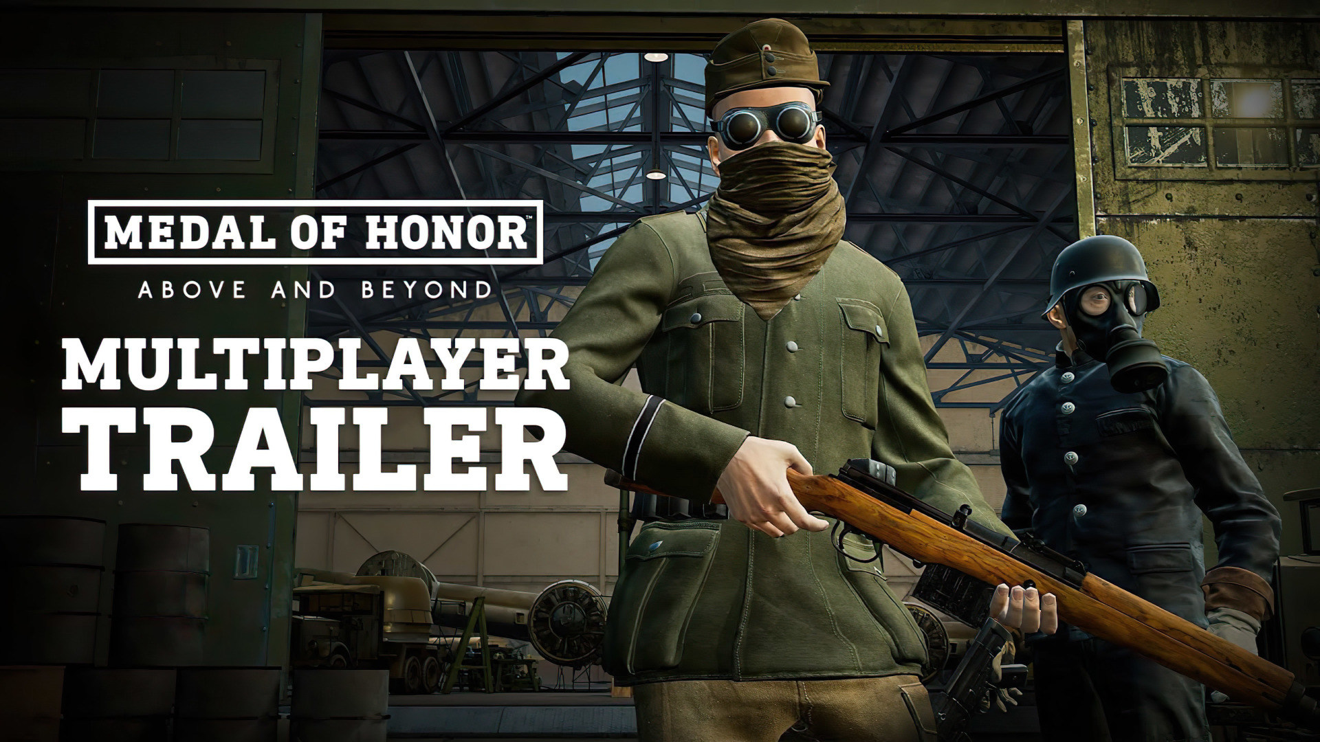 Trailer, Electronic Arts, Ego-Shooter, Ea, Shooter, Virtual Reality, VR, Multiplayer, Oculus, Medal of Honor, Respawn Entertainment, Medal of Honor: Above and Beyond, Above and Beyond