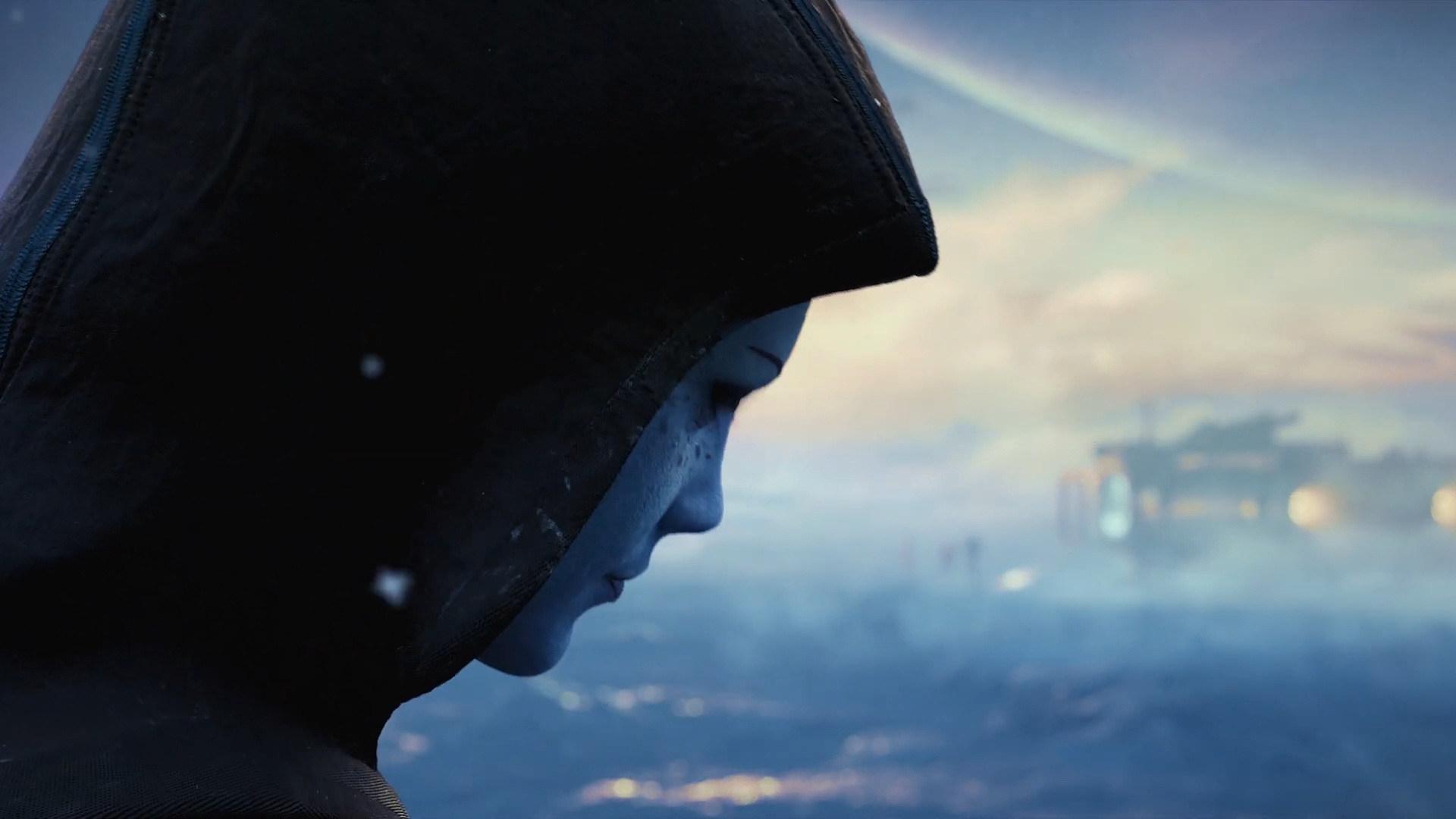 Trailer, Electronic Arts, Ea, Teaser, BioWare, Mass Effect, Game Awards 2020, Mass Effect 5