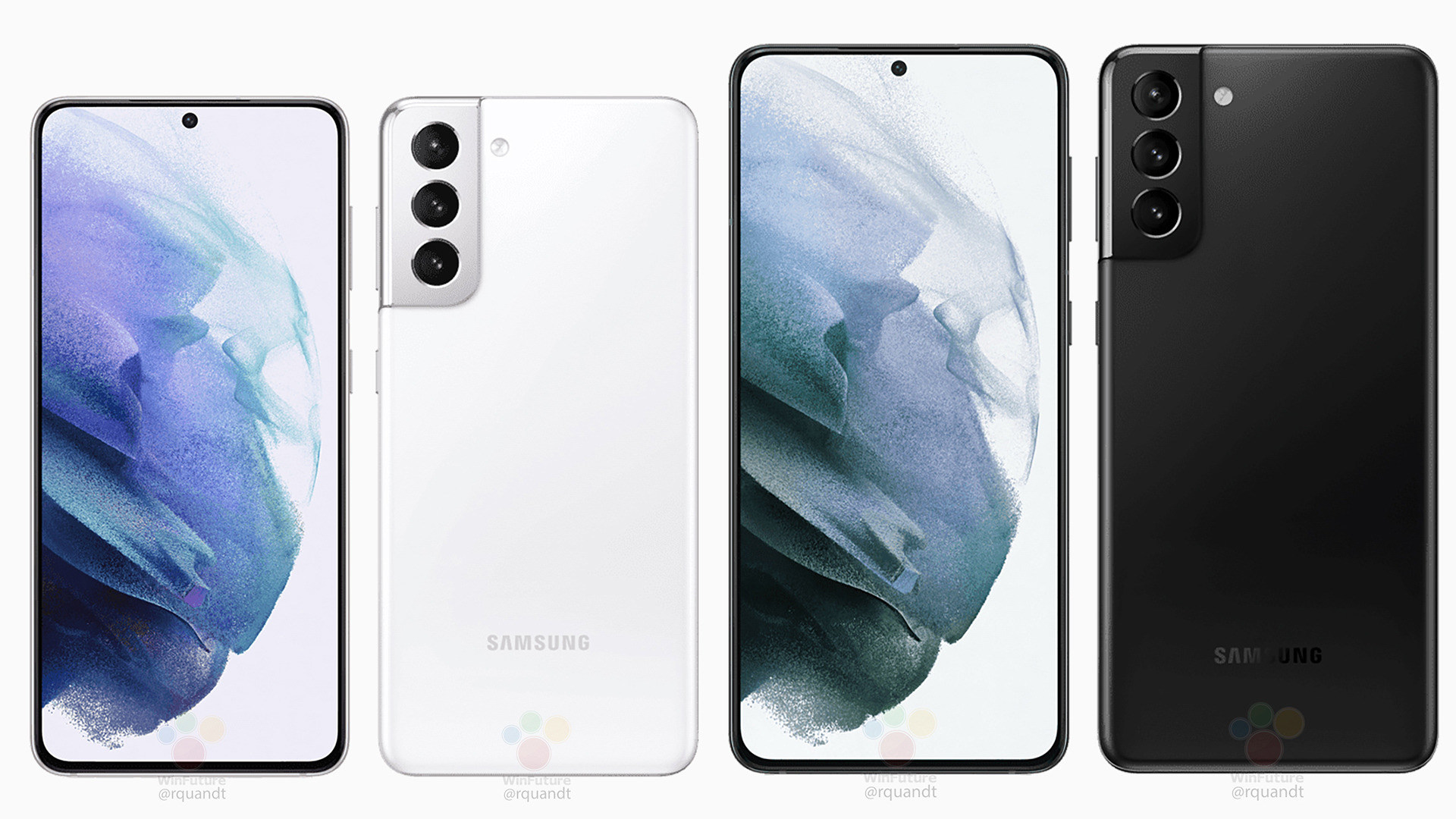 Samsung Galaxy S21 e Galaxy S21+