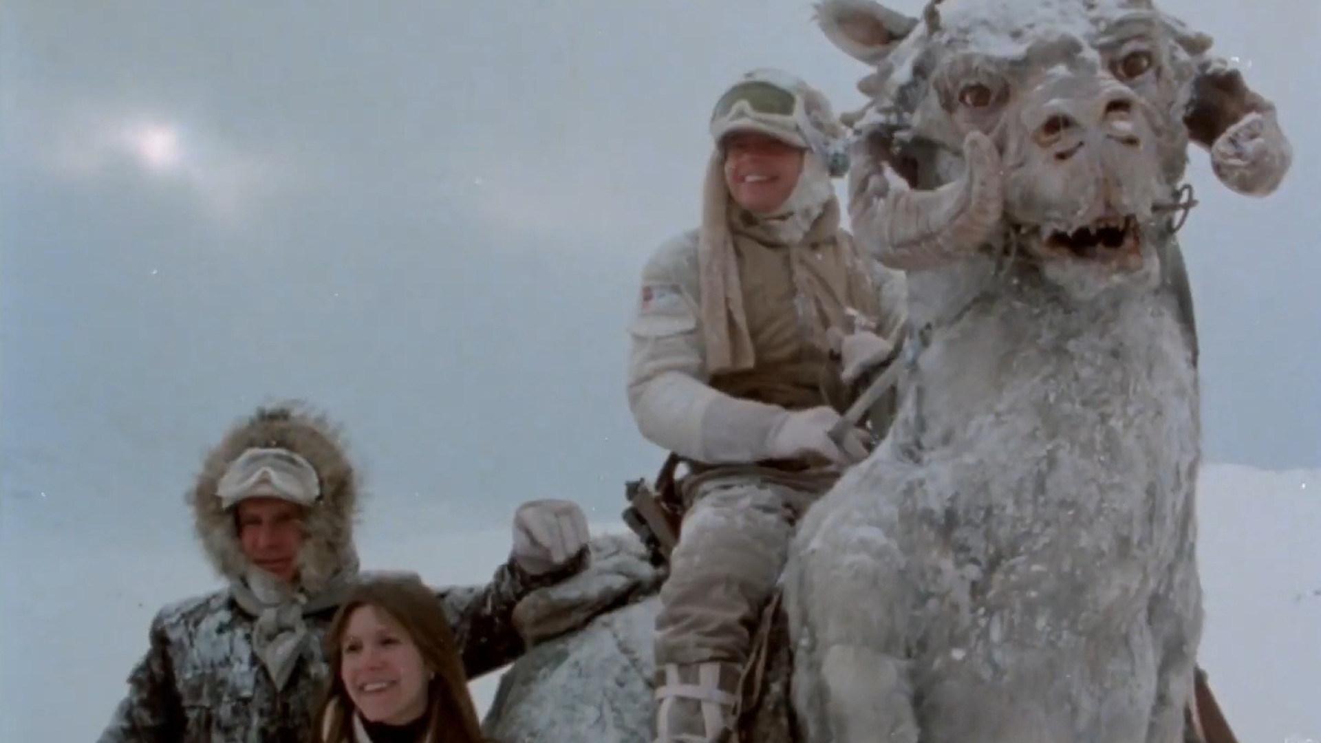 Star Wars, Kino, Kinofilm, Disney, Science Fiction, Das Imperium schlägt zurück, Behind the Scenes, The Empire Strikes Back
