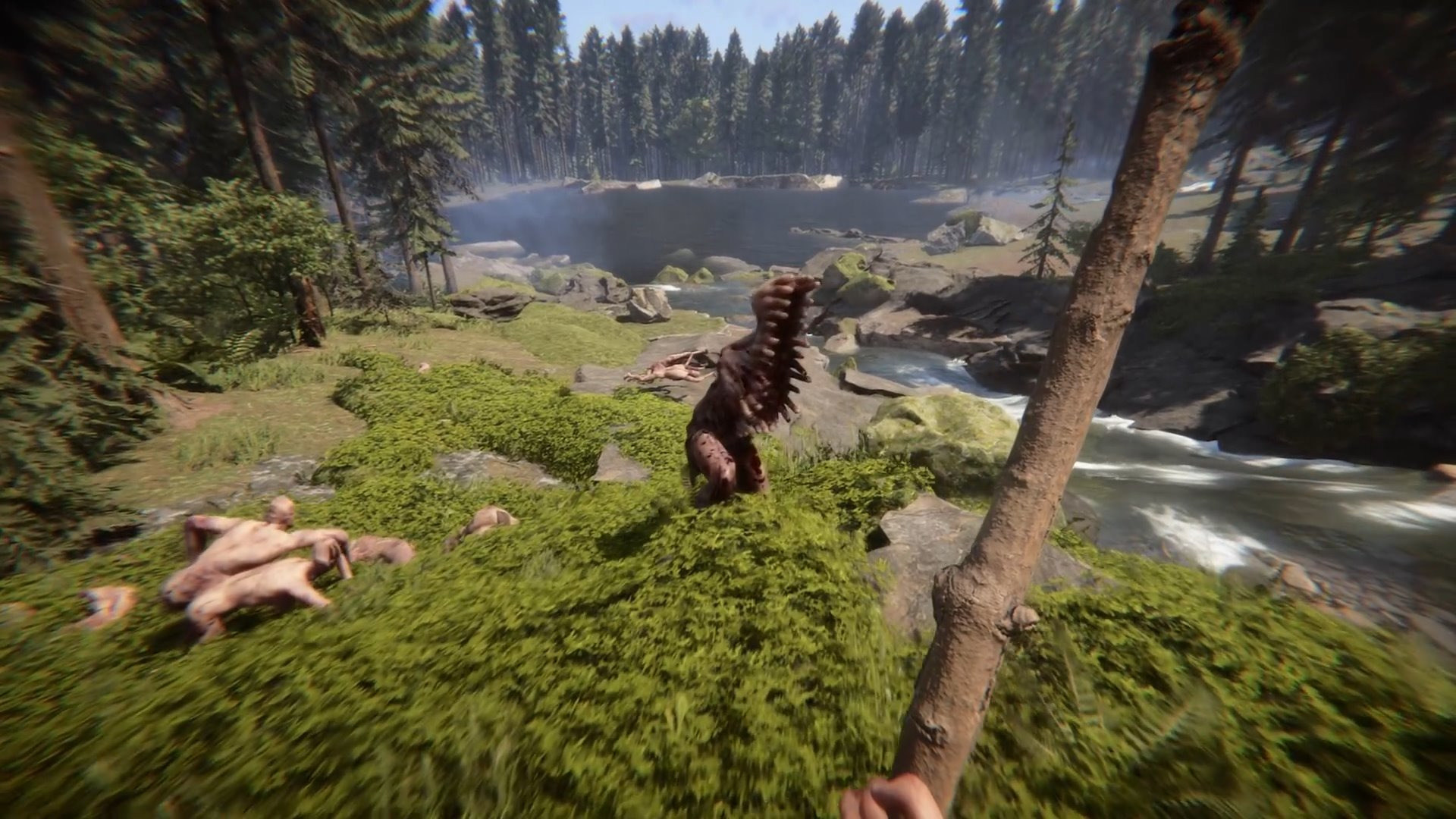 Trailer, Gameplay, Videospiel, Survival Horror, Computerspiel, Sons of the Forest, Endnight Games