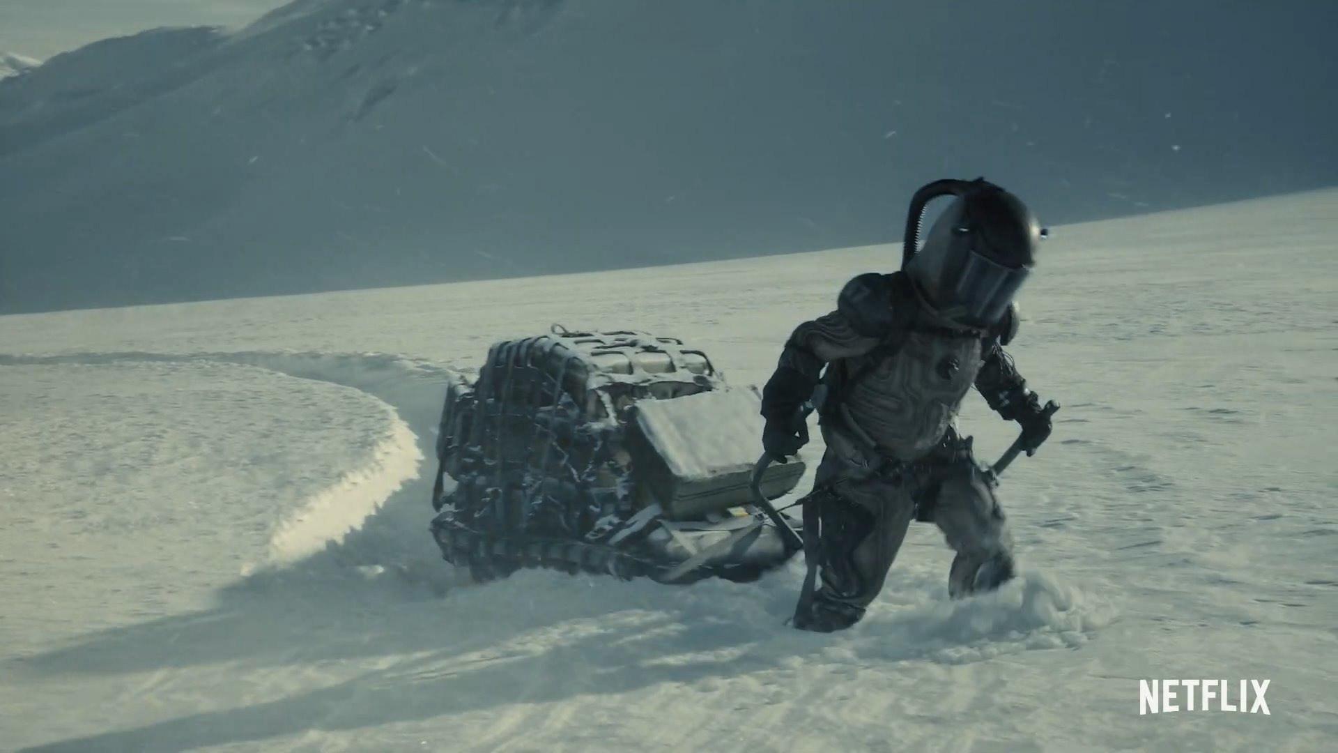 Trailer, Netflix, Serie, Science Fiction, Action, Snowpiercer, TNT