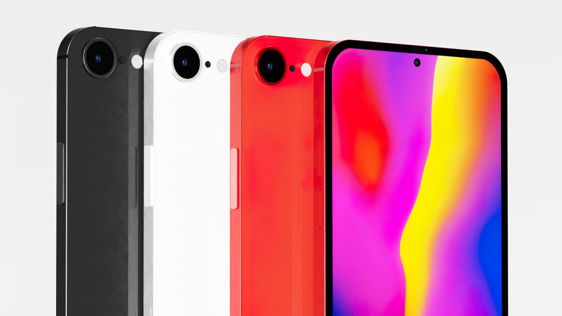 iPhone SE 2021: Erste Konzept-Bilder zeigen Smartphone ...