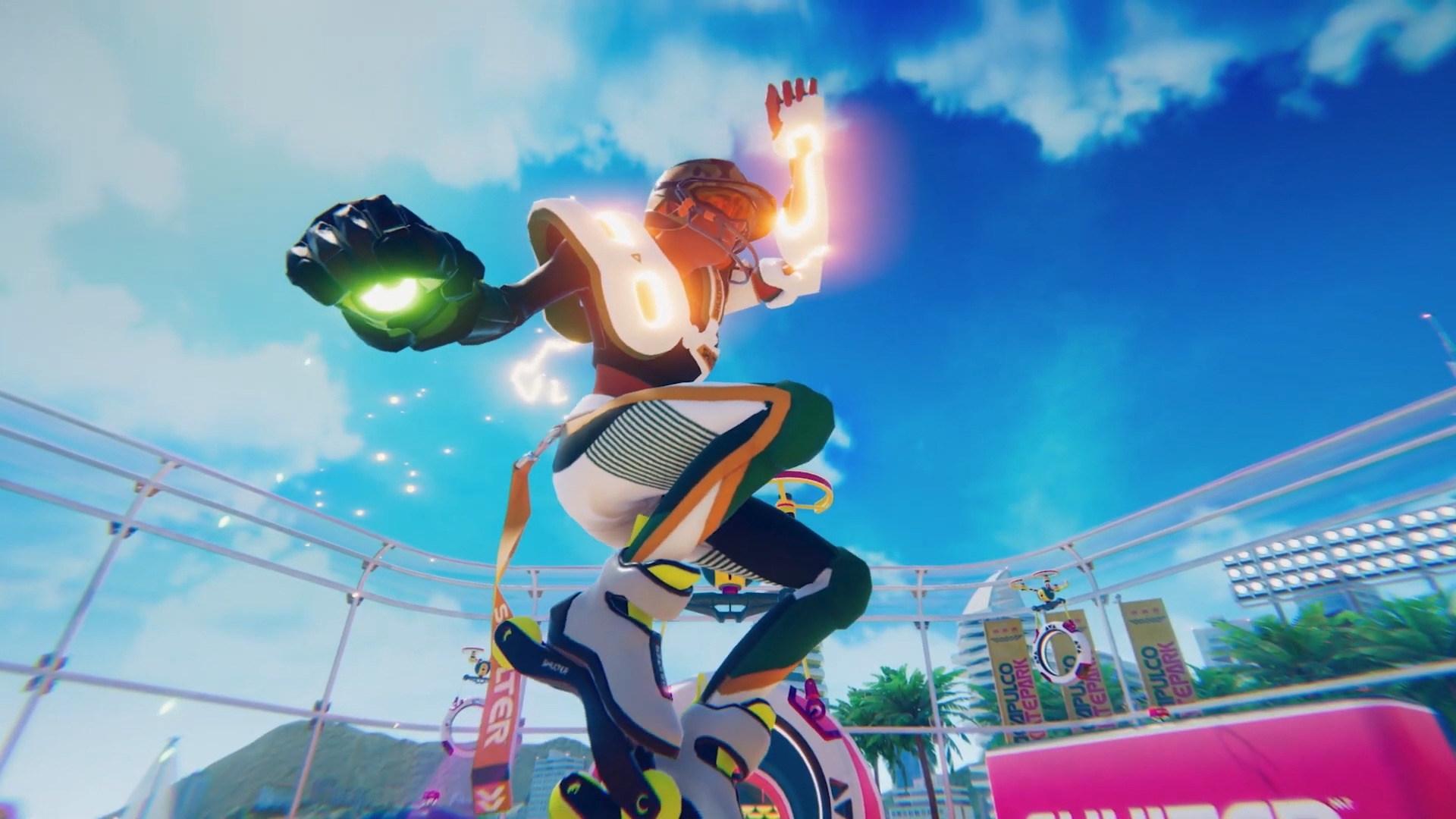 Trailer, Beta, Ubisoft, Online-Spiele, Free-to-Play, Betatest, Sportspiel, Roller Champions