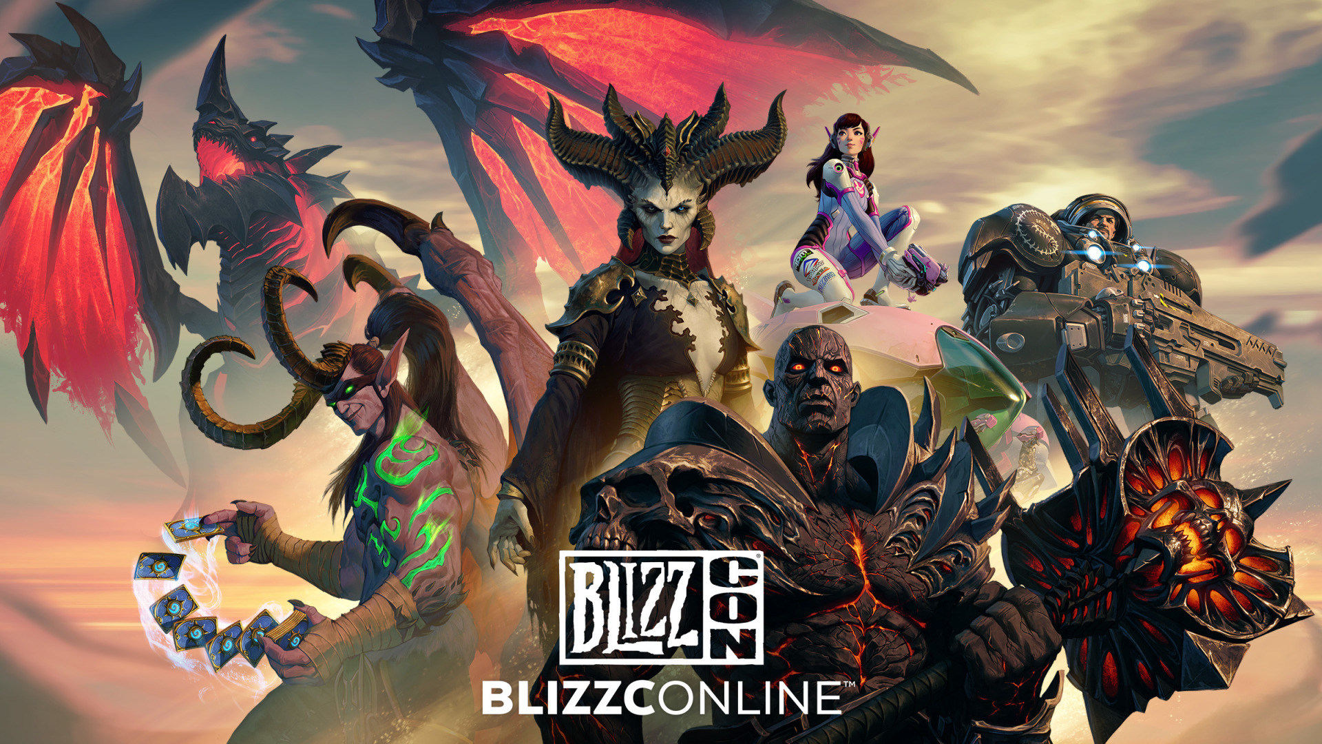 Blizzard, World of Warcraft, Starcraft 2, Termine, Diablo 4, WoW Classic, Diablo Immortal, Blizzcon 2021, Erwartungen, Overwatch 2, Burning Crusade, Blizzconline 2021