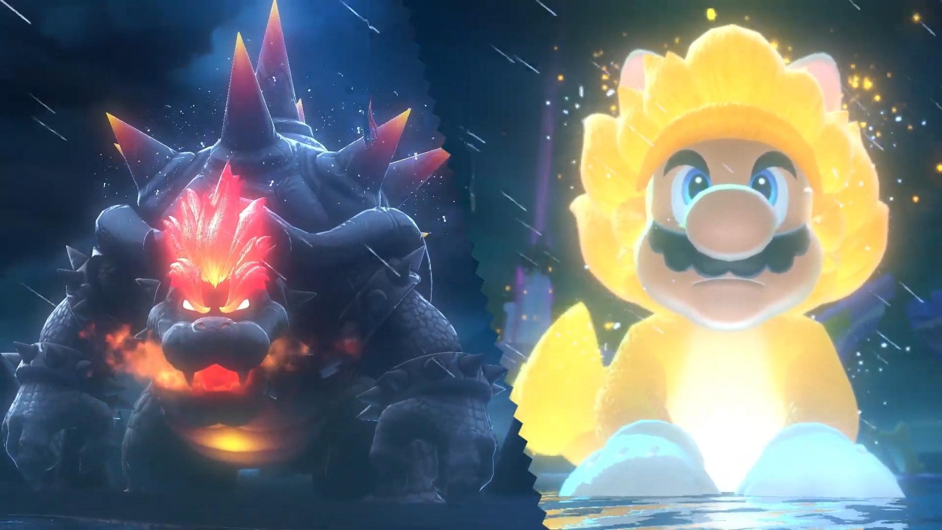 Trailer, Nintendo, Nintendo Switch, Switch, Super Mario, Jump & Run, Super Mario 3D World + Bowser's Fury, Super Mario 3D World, Bowser's Fury