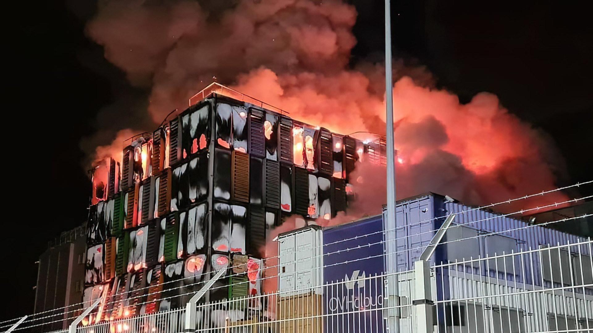 OVH-Feuer: Erste Erkenntnisse zur Brandursache und auch Vorwürfe - WinFuture
