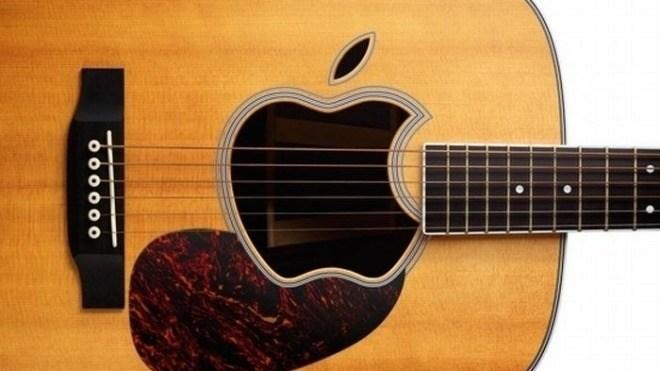 Apple Musik Itunes GitarreBildquelle Apple