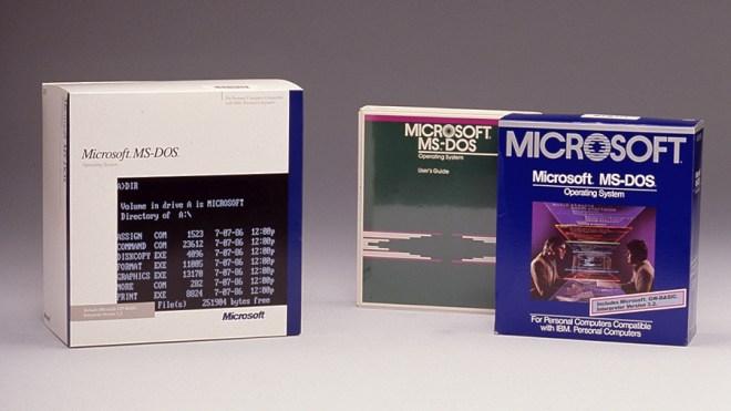 MS-DOS: Internet Archive bietet ab sofort 2400 kostenlose