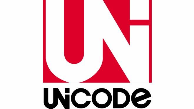 Logo unicode schrift schriften bildquelle unicode consortium