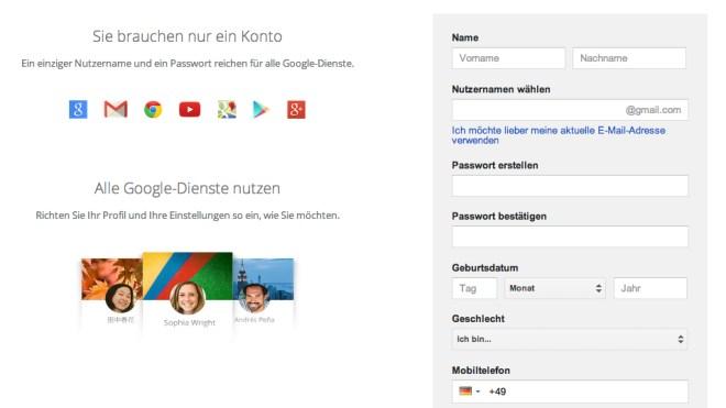 Neue zielgruppe u13 google will accounts für kinder einführen