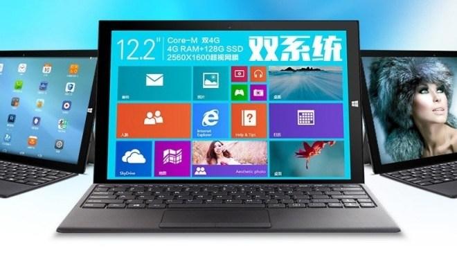 Teclast X1 Pro 122 Zoll Tablet Im Surface Stil Mit Top Hardware