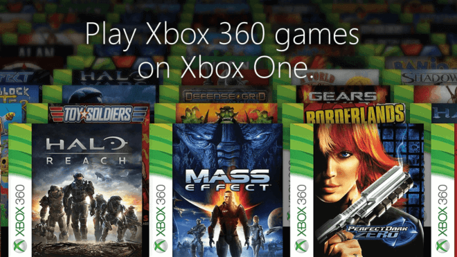 Microsoft Spielkonsole Xbox Xbox One Xbox 360 Microsoft Xbox One AbwärtskompatibilitätBildquelle Microsoft