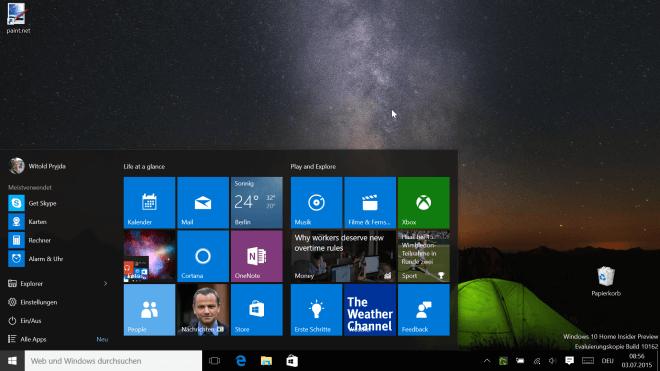 Windows 10 Cloud: Upgrade auf Vollversion des Microsoft-OS möglich
