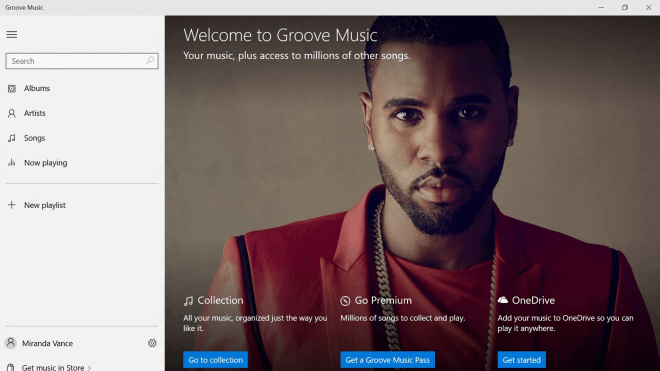 Groove Music Player Bekommt Equalizer Und Andere Neue Features