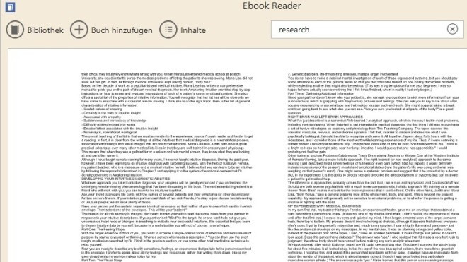 welcher ebook reader