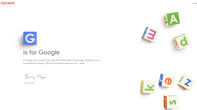 Computer - Google lässt Kassen bei Konzernmutter Alphabet klingeln