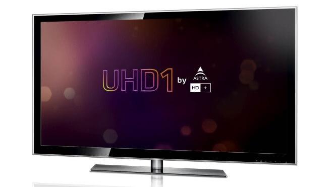 Superscharfer Sender RTL UHD startet mit Formel 1