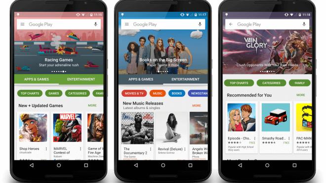 Android: Google Play Services erste App mit 5 Milliarden Installationen