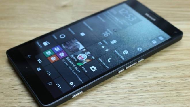 Lumia 950 test