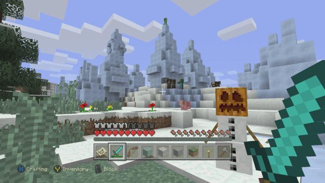 Minecraft Kommt Als Windows Edition In K Auf Die Xbox Scorpio - Minecraft ingame spiele