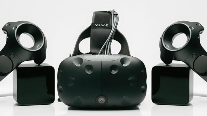 HTC Vive: VR-Headset geht am 29. Februar in den Vorverkauf