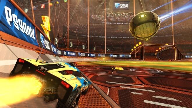 Rocket League: Ab 17. Februar auch auf Xbox One