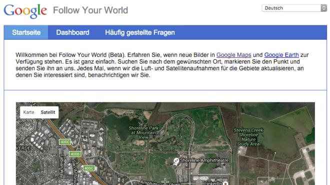 punkte setzen google maps