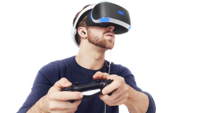 Sony tells you how many VR headsets you have sold for the PS4