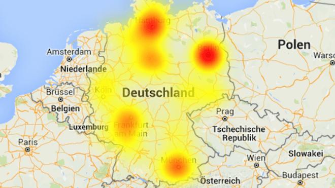 Kabel Deutschland Störung Mainz