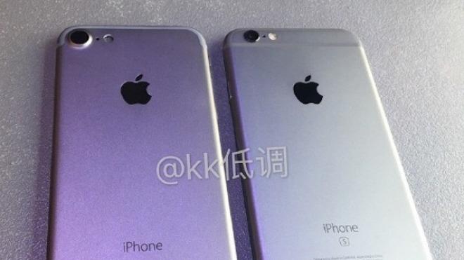 Iphone Leak IPhone 7 6S Bildquelle Weibo