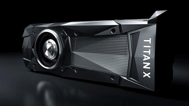 Nvidia Titan X: Diese Grafikkarte kostet so viel wie ein PC