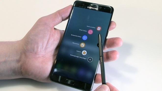 sms lesen bei samsung galaxy note 7