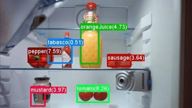 Mini Kühlschrank Liebherr : Microsoft technik soll liebherr kühlschränken das sehen beibringen