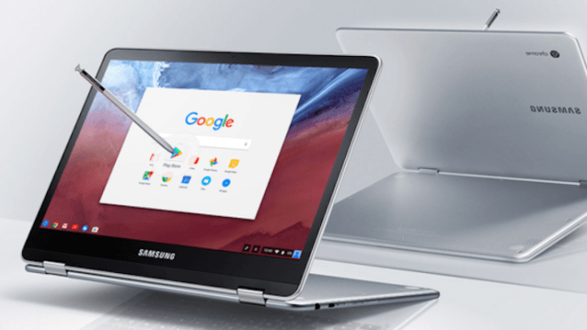 Android, Samsung, Ces, Hands on, Touchscreen, Chrome OS, Chromebook, Hybrid, CES 2017, Samsung Chromebook Pro