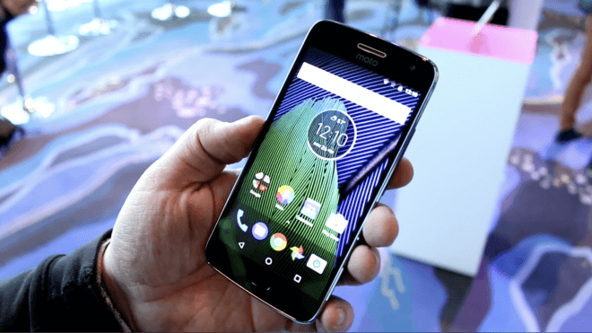 Smartphone, Android, Hands-On, Motorola, Mwc, Hands on, Mobile World Congress, Roland Quandt, MWC 2017, Moto G, Moto G5 Plus, Motorola Moto G5 Plus