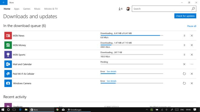 Windows 10 Creators Update schon ab 5. April verfügbar