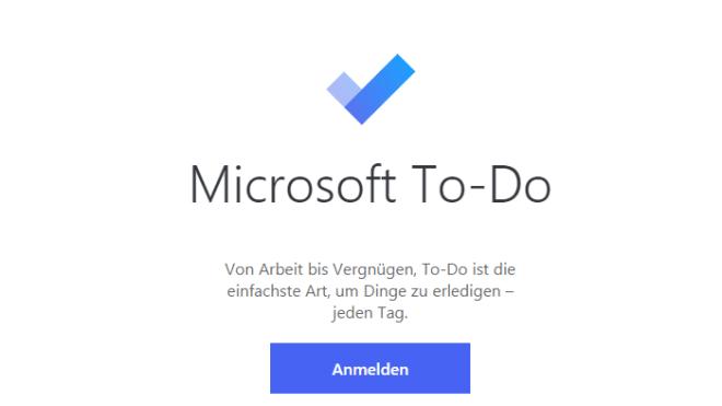 Offizieller Nachfolger von Wunderlist debütiert im App Store — Microsoft To-Do