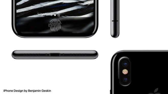 Apple Iphone IPhone 8 X Bildquelle Benjamin Geskin