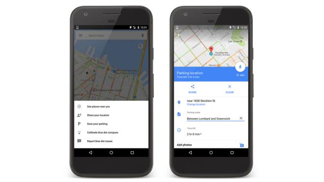 Google Maps Merkt Sich Jetzt Wo Euer Auto Steht Winfuture De